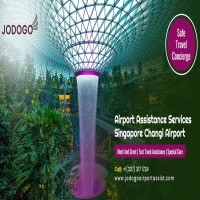 Singapore Airport Meet and Greet Service – Jodogo Airport Assist